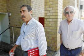 Suspendido el juicio contra Tuells y López para que el TSJ resuelva la querella contra la juez
