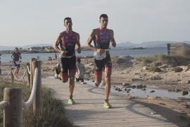 Los hermanos Parrilla e Irati Matas brillan en el Illa de Formentera