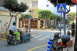 Santa Eulària estrena este lunes un nuevo servicio de estacionamiento inteligente