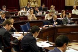El Parlament  aprueba el crecimiento de las plantas hoteleras si se renuevan