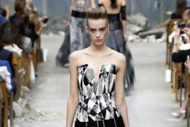 Glamour en el desfile de Chanel en París