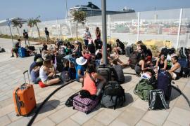 El presidente de los puertos de Balears reconoce problemas de operatividad en es Botafoc