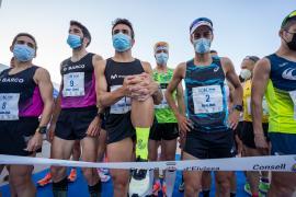 Atletas de nivel olímpico en la próxima edición del 10K Platja d'en Bossa