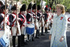 Esperanza Aguirre considera la corrupción como 'algo consustancial a las instituciones'