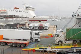 El transporte de mercancías aumentará los precios del reparto a principios de 2022