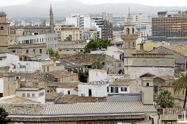 Cerca de 9.300 propietarios acumulan en Baleares más de diez inmuebles