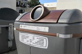 Sant Antoni instalará 18 contenedores inteligentes para la fracción orgánica