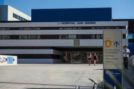 Baja un 40% el número de personas hospitalizadas por covid en Ibiza y Formentera