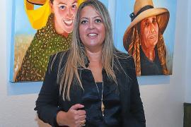 'Eivissa, entre pagesos i artesans', primera exposición individual de Teresa Bonet