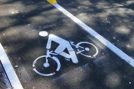 Sant Joan aprueba crear un carril bici que una el pueblo con el polideportivo