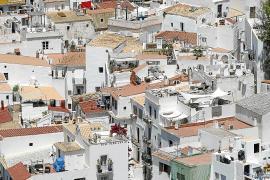 La futura Ley de Vivienda retraerá la oferta de alquiler en Ibiza