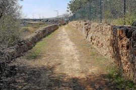 Finalizan las obras de adecuación del camino rural Quatre Cantons