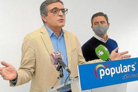 El PP de Ibiza se suma a la llamada de auxilio del personal sanitario