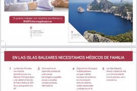 El IB-Salut busca médicos de familia en Twitter y en castellano