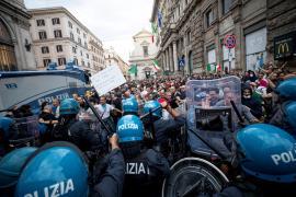 Por qué Italia no tolera partidos fascistas