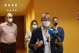 Yllanes propone que el Ministerio de Transportes se establezca en Baleares