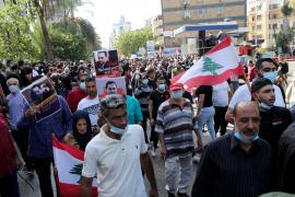 Seis muertos en una protesta contra el juez que investiga la explosión en Beirut