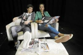 Maria Rosselló y Mònica Fiol