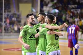 El Palma Futsal jugará la Supercopa de España por primera vez en su historia