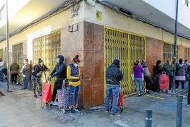 Baleares es la región donde más aumenta la tasa de pobreza y exclusión social