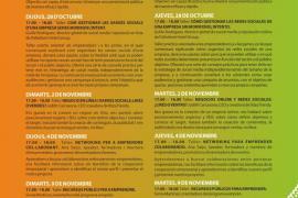 El foro Ingenion organiza talleres centrados en la comunicación, gestión on line y redes sociales