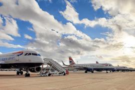 El aeropuerto de Ibiza se prepara para un invierno con niveles de tráfico superiores a los de 2019