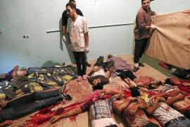 La masacre de islamistas dispara el temor a una guerra civil en Egipto