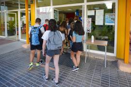 Diagnostican COVID a 9 alumnos de Ibiza en la última semana