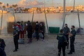 Tres mujeres embarazadas, entre los 71 inmigrantes arribados a Ibiza y Formentera
