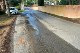 El miércoles se inician los trabajos de mejora de los caminos des Rafal y del Pont de sa Llosa