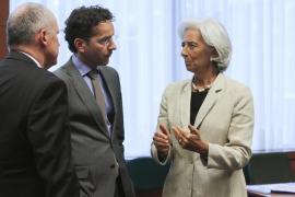 El FMI asegura que la economía española no volverá a crecer hasta 2015