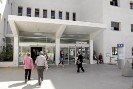 La tercera planta de Can Misses  se mantiene abierta con once pacientes ingresados