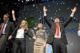 El PP balear reconoce 95.810€ en donativos en el año electoral de 2007