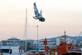 La final de Axe Apollo de Eivissa bate récords en la red