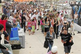 Formentera vivirá sus fiestas del Carmen desde el próximo lunes