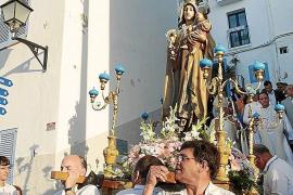 Una Virgen del Carmen  con muchas novedades