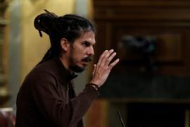 El Supremo recuerda al Congreso que la inhabilitación de Alberto Rodríguez es «obligada»