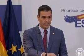 Sánchez niega una intromisión de Calviño en la reforma laboral