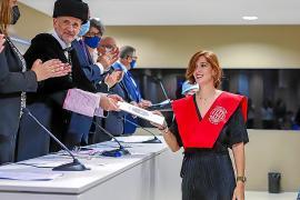 El nuevo rector de la UIB inaugura el curso en Ibiza con el compromiso de impulsar la sede