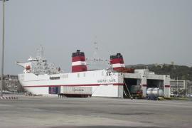 Trasmed dejará a Baleares sin mercancías peligrosas en diciembre