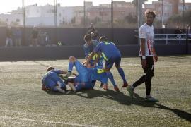 El Inter Ibiza logra tres puntos de oro ante el Mercadal