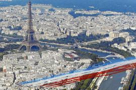 Hollande anuncia la recuperación inminente de la economía francesa