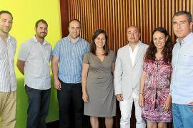 Comida de Joves Empresaris en el Club Náutico de Palma