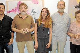 Menéndez Rojas presenta su obra en Espai d'Art 32 en Pollença