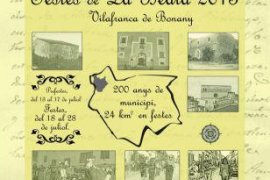 Fiestas de la Beata en Vilafranca de Bonany