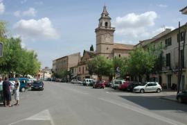 Santa María del Camí de fiestas patronales