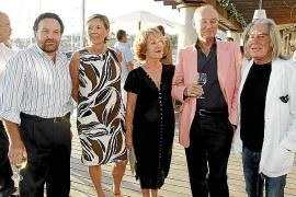 Fabrizio Plessi presenta su obra en Port Adriano