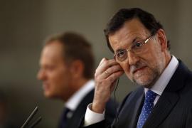 Rajoy asegura que «el Estado de Derecho no se somete a chantajes» y que terminará su mandato