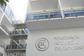 Dos jóvenes resultan heridos graves en sendos accidentes de tráfico en Eivissa