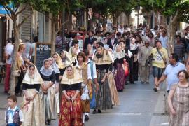 Fiestas de San Abdón y San Senén en Inca